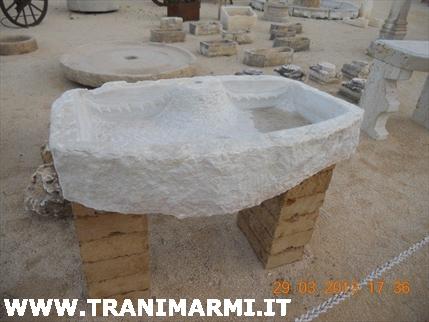 Trani Marmi s.r.l. - Lavorazione della pietra di Trani, marmi e ...